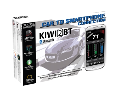 Kiwi 2 OBD2 OBDII Wireless Bluetooth Diagnostic Scanner for Android