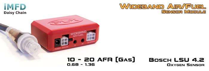 SM-AFR - Wideband Air/Fuel Sensor Module