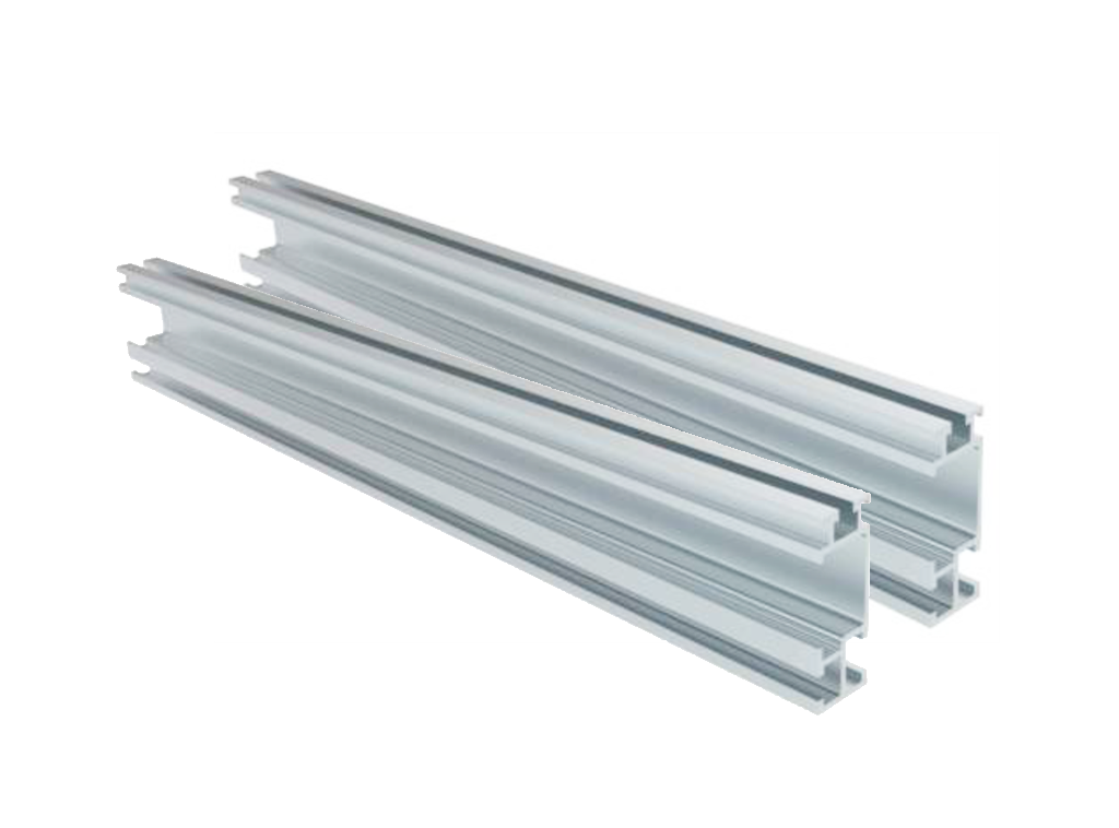 "Legion Solar HR150 Aluminum 88"" Rail (Set of 2qty)"