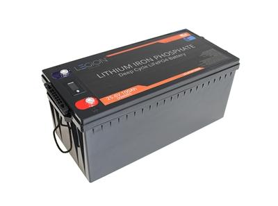 Legion Solar Lithium Battery