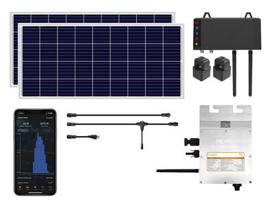 Legion Solar 300W Starter Set 120VAC (Gen 3)