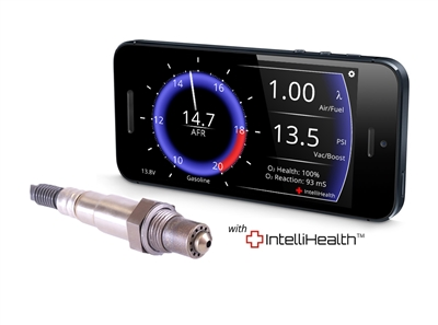 Wideband O2 Touch Screen Multi Guage for Vacuum & Boost