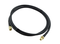 Legion Solar SMA 3ft 2.4 Ghz Antenna Extension Coax Cable